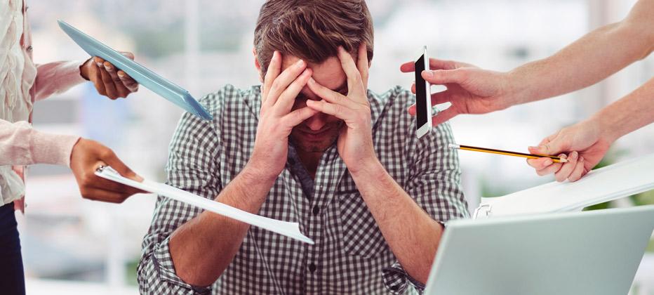 empeora el estres los sintomas del parkinson