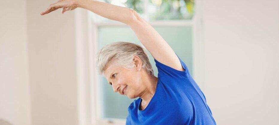 cuales son los ejercicios mas recomendables para una persona mayor