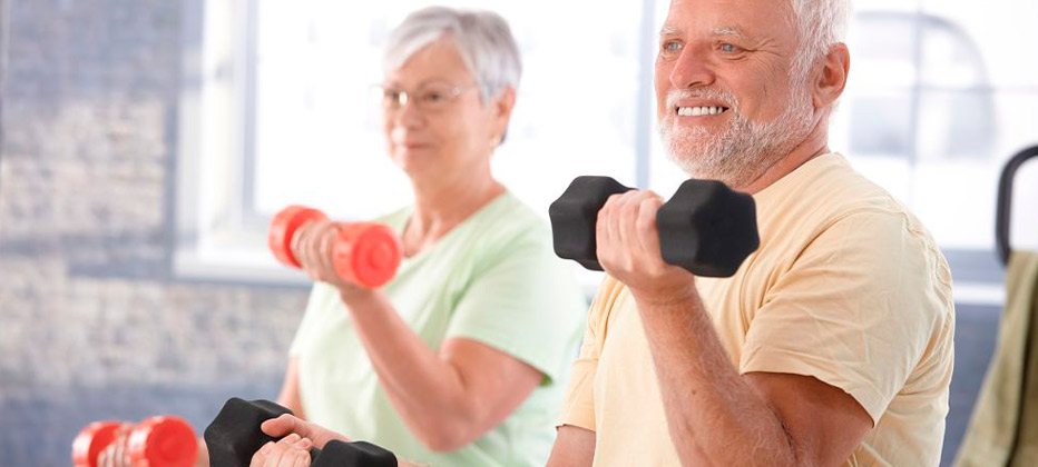 cuantas veces por semana han de hacer ejercicio los mayores